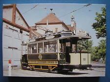 AK Ansichtskarte Postkarte Straßenbahn Triebwagen TW 10 BVG Berlin Köpenick 1903