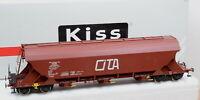 Kiss 560516 Getreidesilowagen Uagpps CITA der FS / FP / Vorbildkupplung / Spur 1