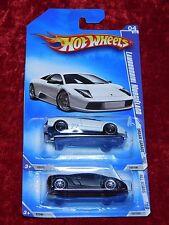 2009/10 Hot Wheels Lamborghini Murcielago & Gallardo LP560-4 2 PK