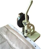 Semi-automatric Grommet Machine Hand Press Grommet Machine US Fast Shipping