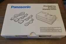 Panasonic PV-DAC14 Video Camera AC Adaptor Battery Charger 8.4V 0.65A 19W