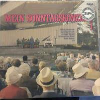 Various Mein Sonntagskonzert 1 2xLP Comp Vinyl Schallplatte 150606