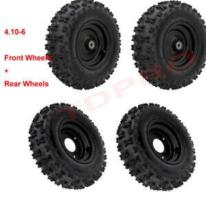 13x5.00-6 Wheel 4.10-6 410-6 Tire Rim Tube Fr ATV Scooter Go Kart Quad Mini Bike