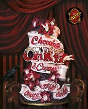 Choccywoccydoodah: Chocolate, Cake and Curses by Taylor, Christine Hardcover B