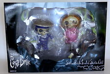 JUN PLANNING TIM BURTON CORPSE BRIDE ** SKELETON GIRL & SMALLEST CHILD BOY** MIB