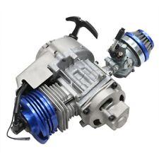 49CC 2 STROKE ENGINE MOTOR POCKET MINI BIKE SCOOTER ATV Chopper Go kart su02