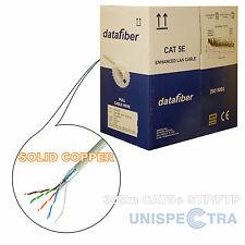 EASY PULL 305m solido rame schermato cavo Ethernet rete MULINELLO LAN CAT5E STP