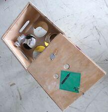 Transportkiste Atemluftflaschen Holz Tauchflaschen Holzkiste Aufbewahrungskiste