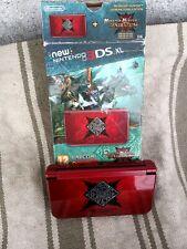 Nintendo New 3DS-XL Monster Hunter Generations Edition