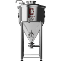 BrewBuilt™ X1 Uni Conical Fermenter -14 gal - Beer, Wine, Spirits, Essential Oil