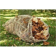 Large Jute Leaf sacks compost  leaves make leaf mould pack of 2,3,5,10 or 20