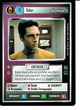 STAR TREK CCG VOYAGER RARE CARD TABOR (Bajoran)