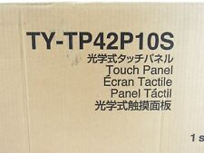 "Panasonic TY-TP42P30K Touch Panel For 42"" Plasma Display New Black"