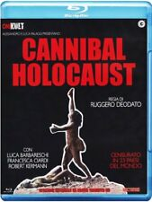 Cg Blu-ray Cannibal Holocaust 1979 Film - Horror