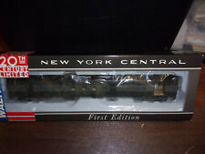 Walthers HO New York Central 20th Century 1st Edit. Baggage Mail Car