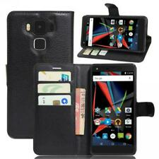 Funda móvil Funda protectora para móvil case cover para archos Diamond 2 plus negro