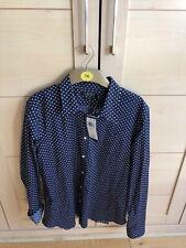 Ralph Lauren women's polka dots shirt