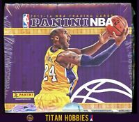 2013-14 Panini NBA Hoops SEALED BOX Made in Italy - GIANNIS ANTETOKOUNMPO RC!