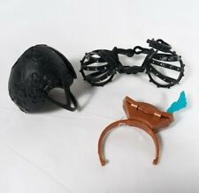 Monster High Doll Accessories Head Band, Helmet and Shoulder Accessory