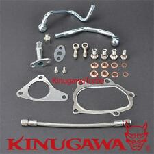 Turbo Oil & Water Line Kit Subaru VF40 VF46 VF52