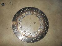 kawasaki zx1000 1000 zx-10 ninja rear back brake rotor disc disk 88 89 1990 1988