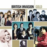 Gold: British Invasion by Various Artists (CD, Aug-2006, 2 Discs, Hip-O)