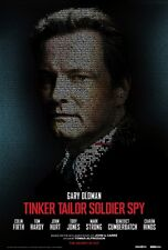 AFFICHES AFFICHE PHOTO TINKER TAYLOR SOLDIER SPY GARY OLDMAN COLIN FIRTH #2