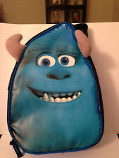 Disney-Pixar Monsters Sully - Face Shaped Lunch Box - New