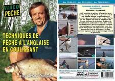Techniques de pêche à l'anglaise en coulissant avec Gérard Trinquier - Pêche au