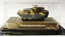"LAV-25 ""PIRANHA"" 1976 USA  1/72 ALTAYA TEST Tank Tanque"