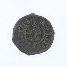 Medieval Armenian Empire Coin - Ae Pogh 1301-1307 Ad Levon Iii Copper Kardez