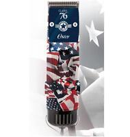 Oster Flag Classic 76 Detachable Blade Operation Home Professional Clipper