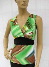 Maglie e camicie da donna camicetta multicolore taglia M