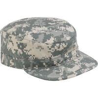 NEW NWT US ARMY ACU PATROL CAP HAT Digital Camouflage SEKRI & BERNARD ALL SIZES