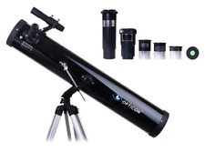 Professional TELESCOPE Opticon DISCOVERY 114/900/450x + Huygens + Moon filter