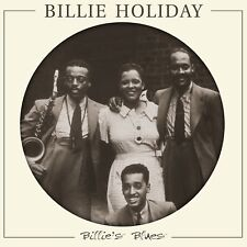 Billie Holiday - Billie's Blues NEW import PICTURE DISC LP - Rare Live + studio