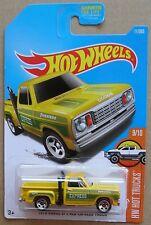 Hot Wheels 2017 11 of 365 1978 Dodge Li'l Red Express Truck Hotwheels Hot Trucks