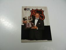 Dirk Graham 1991 NHL Pro Set (French) Award Winner card #323