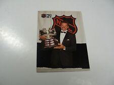 Dirk Graham 1991 NHL Pro Set (French) Award Winner card #323