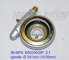 60-0373 compteur de vitesse GEARBOX compteur de vitesse entraînement bg5330/287 19-9205 2:1 speedo Drive BSA