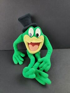 "Vintage Applause Looney Tunes Michigan J Frog 15"" Stuffed Plush 1994 Warner Bros"