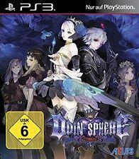 Odin Sphere: Leifthrasir (PlayStation 3) (Neu & OVP)