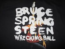 2013 BRUCE SPRINGSTEEN and The E Street Band WRECKING BALL Concert (LG) T-Shirt