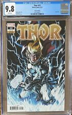 Thor #12 Variant CGC 9.8