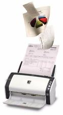 Fujitsu fi-6130z Color Duplex Scanner with A/C Adapter & USB cable