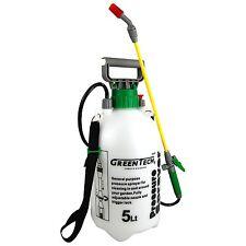 Drucksprüher 5 Liter Sprühgerät Pflanzensprüher, Spritze, Pumpsprüher