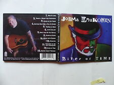 CD Album JORMA KAUKONEN River of time RHD CD 217