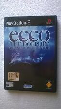 PS2 SONY PLAYSTATION 2 PAL ECCO THE DOLPHIN - SEGA -