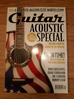 GUITAR MAGAZINE VOL.14 NO.12 ( APRIL 2004 ) ACOUSTIC SPECIAL JOHNNY CASH
