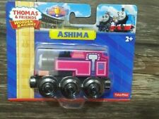 """ASHIMA """"The Great Race"""" Thomas & Friends Wooden Railway NEW IN BOX"""